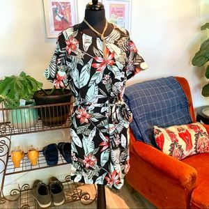 🆕🌺 HOST PICK❤️ Dex | Marcy Tropical Sheath Dress